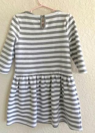 Классное платье baby gap2 фото