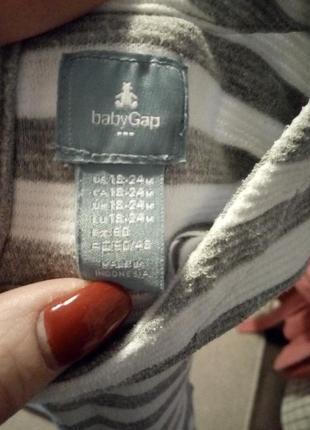 Классное платье baby gap3 фото