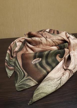 💖красивейший шерстяной турецкий платок