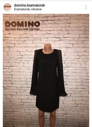 Маленькое черное платье, должно быть в гардеробе каждой женщины