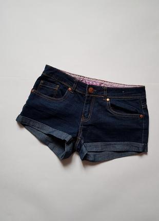 Стильные джинсовые шорты,хлопковые джинсовые шорты,короткие шорты,синие шорты джинс