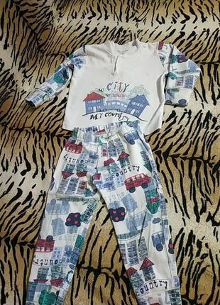 Пижама 98р.
