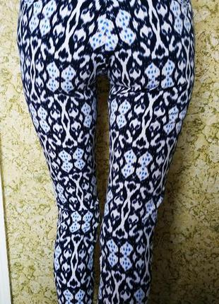 Gap стрейчевые брюки, капри идеал оригинал