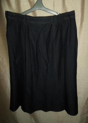 .джинсовая юбка