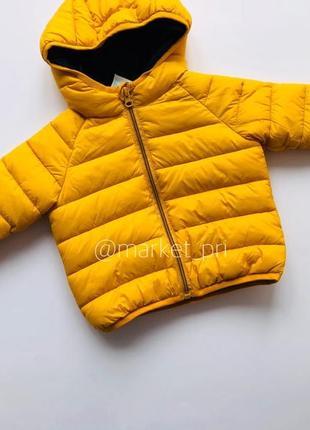 Куртка примарк для мальчика, демисезонная куртка примарк, куртка primark на синтепоне1 фото