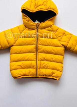 Куртка примарк для мальчика, демисезонная куртка примарк, куртка primark на синтепоне4 фото