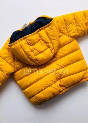 Куртка примарк для мальчика, демисезонная куртка примарк, куртка primark на синтепоне5 фото