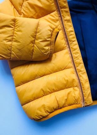 Куртка примарк для мальчика, демисезонная куртка примарк, куртка primark на синтепоне2 фото