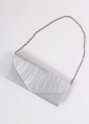 Sale клатч серебряный jaclin