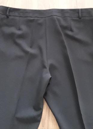Чорні фірмові завужені класичні брюки (atmosphere)4