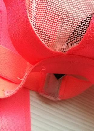 Роскошный комплект бюстье и трусики от victoria's secret. 🍒 оригинал8 фото