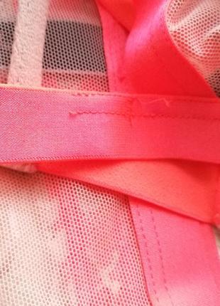 Роскошный комплект бюстье и трусики от victoria's secret. 🍒 оригинал9 фото