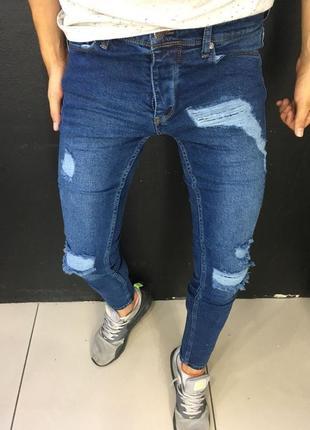 Крутейшие мужские джинсы slim fit