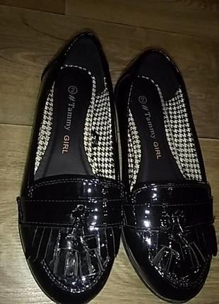 Лаковые туфли tammy girl