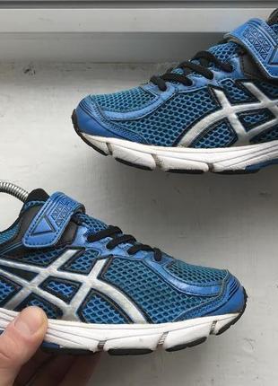 Asis gt 1000 35p детские спортивные кроссовки оригинал