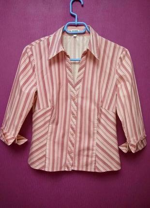 Красивая рубашка  размер s, xs