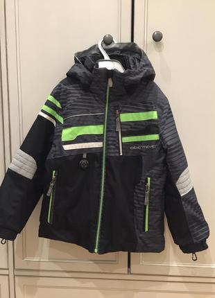 Куртка obermeyer мальчику