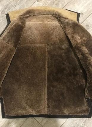 Дублёнка куртка овчина дублянка 48-50р
