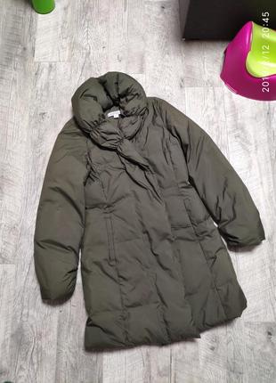 Пуховик деми марела max&mara marella куртка курточка