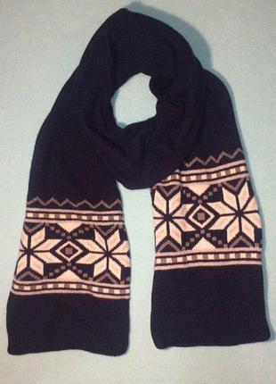 Тёплый шарф от tcm tchibo