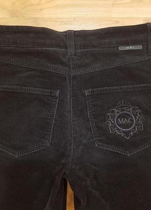 Вельветовые укороченные брюки / джинсы mac melanie crest !!! размер 36