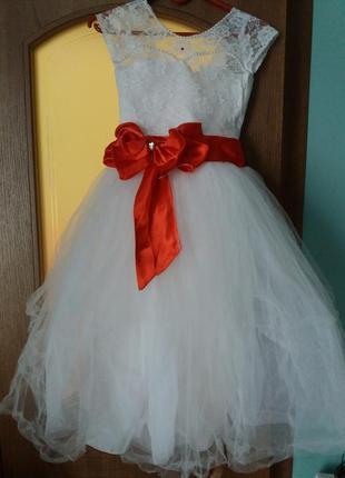 Бальне плаття розмір 116 122