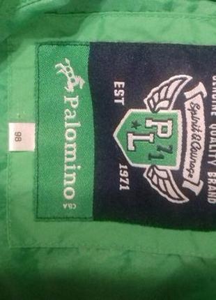 Куртка зелена4