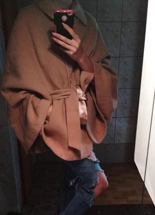 Пальто пончо тренч плащ куртка курточка