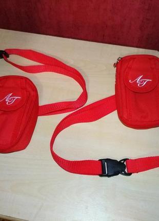 Новые сумки на пояс, отличное качество
