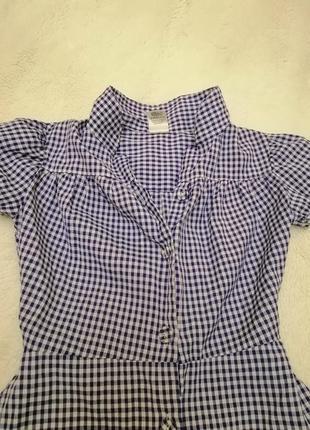 Плаття рубашка2 фото