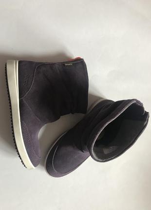 Демисезонные ботинки для девочки .новые.ecco. 30 р