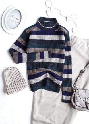Стильный полосатый свитер от moonsoon