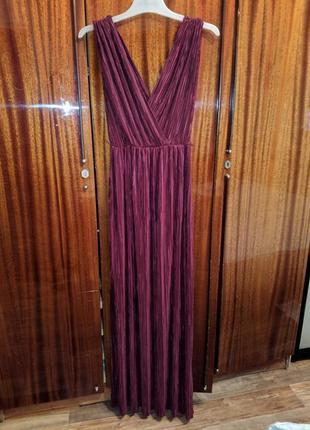 Продам новое женское длинное платье сарафан