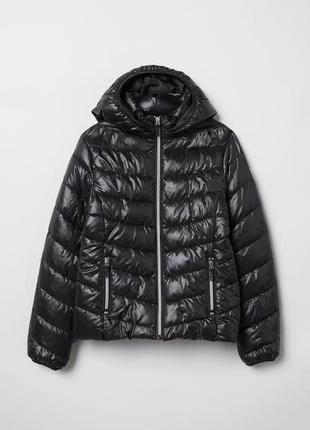 Нова демісезонна куртка h&m для дівчат розм. 8-9 р./134 в наявності