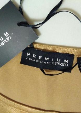 Блузы esmara premium (серебро и золото)7 фото