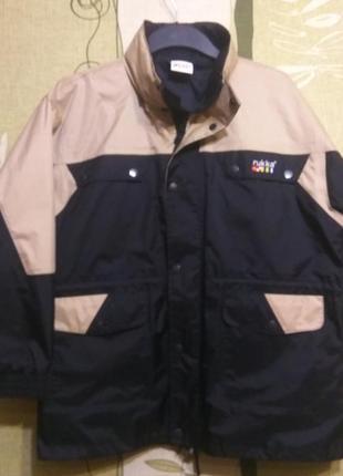 Куртка rukka финляндия оригинал. размер 46-48 (12). водо-ветро защитная. с капюшоном.