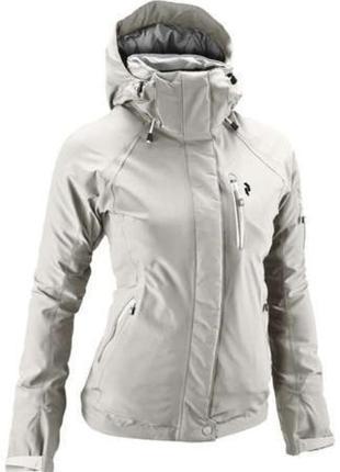 Шикарная горнолыжная куртка peakperformance thermo cool p.m