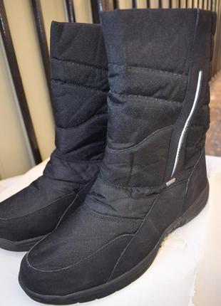 Зимние мембранные ботинки сапоги р.46 30 см tex