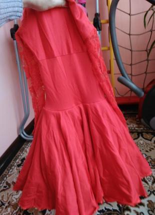 Платье для танцев,бейсик