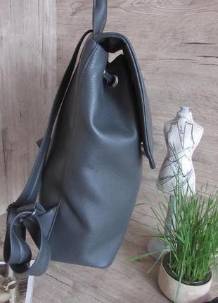 Мягусинький  трендовой рюкзак