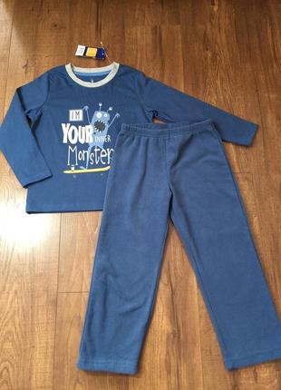 Новая пижама р.98-104 lupilu