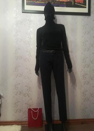"""Фирменные джинсы с кожаным поясом """"maison scotch"""""""
