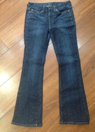 Фирменные классические джинсы