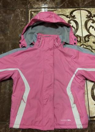 Куртка женская trespass горнолыжная s.