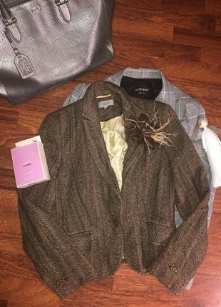 Эксклюзивный твидовый пиджак от marks&spenser 💥