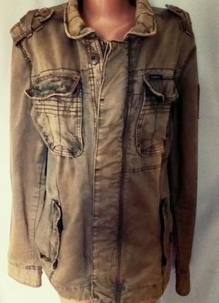 Качественная дизайнерская ветровка - курточка от немецкого бренда khujo, 100% оригинал