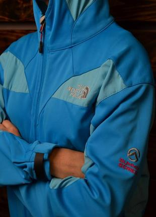Весняна куртка the north face windstopper