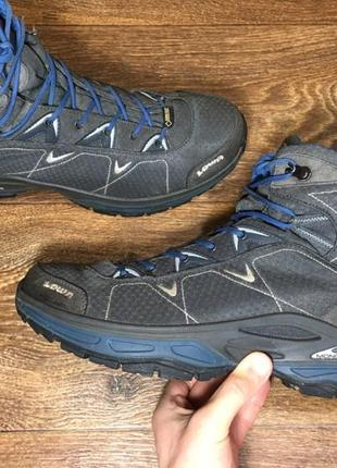 Ботинки lowa ferrox gtx mid кроссовки 46 original