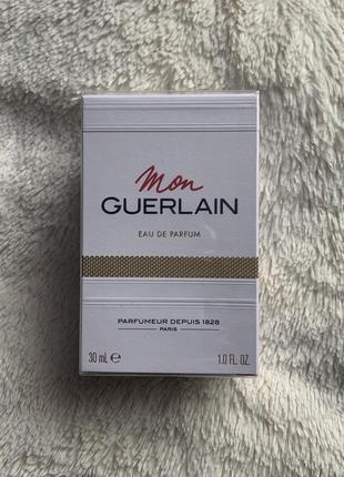 Новая парфюмерная вода guerlain mon guerlain оригинал 30 ml