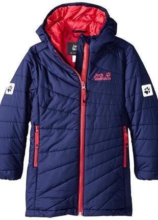 Зимнее пальто jack wolfskin